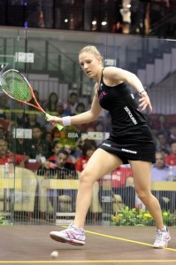 Laura Massaro - WSA No.2 Ranked Player